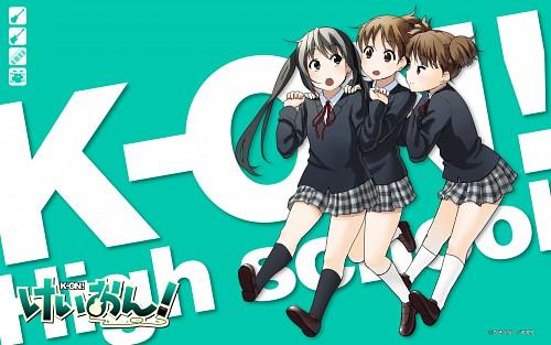 Kakifly, Kyoto Animation, K-On!, Jun Suzuki, Azusa Nakano