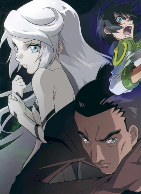 Hisashi Hirai, Xebec, Heroic Age, Yuty La, Karkinos Lucan