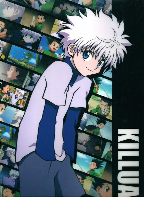 Yoshihiro Togashi, Hunter x Hunter, Killua Zaoldyeck, Pencil Board