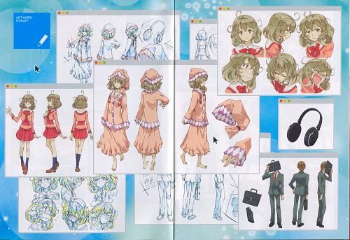 Hidari, Shaft (Studio), Sasami-san@Ganbaranai, Sasami Tsukuyomi, DVD Cover