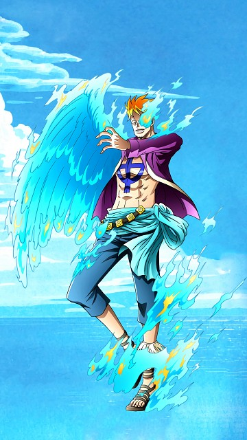 Eiichiro Oda, Toei Animation, One Piece, Marco (One Piece)