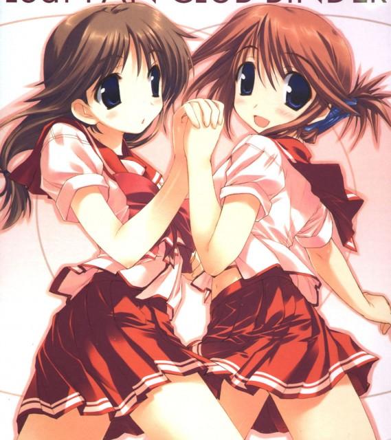 AQUAPLUS, To Heart 2, Ikuno Komaki, Manaka Komaki