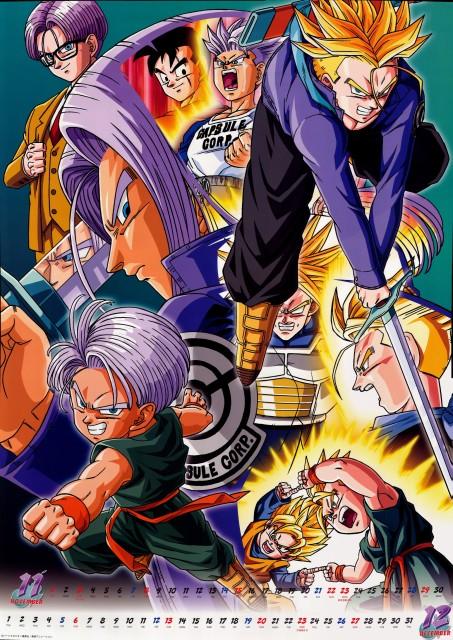 Akira Toriyama, Toei Animation, Dragon Ball, Super Saiyan Goten, Son Gohan