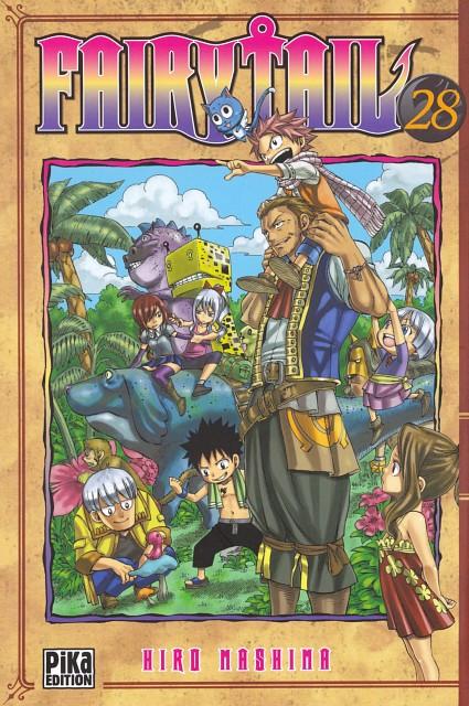 Hiro Mashima, Fairy Tail, Lucy Heartfilia, Erza Scarlet, Gray Fullbuster