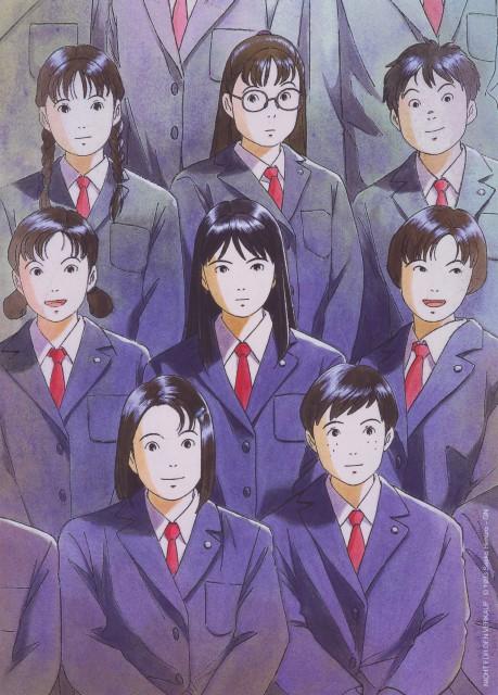 Studio Ghibli, Umi ga Kikoeru, Yumi Kohama, Rikako Muto