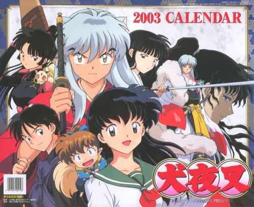 Rumiko Takahashi, Inuyasha, Sesshoumaru, Miroku , Naraku