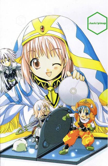 Rei Izumi, .hack//Legend of the Twilight, Rena Kunisaki, Shugo Kunisaki, Balmung