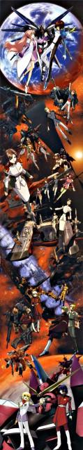Sunrise (Studio), Mobile Suit Gundam SEED, Nicol Amalfi, Kuzzey Buskirk, Lacus Clyne