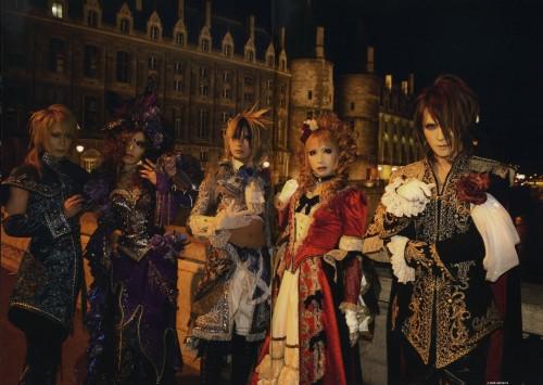 Yuki, Versailles: Philharmonic Quintet, Jasmine You, Kamijo, Teru