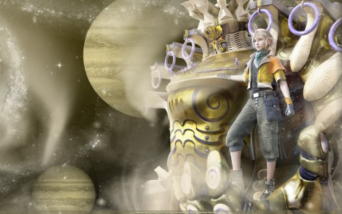 Square Enix, Final Fantasy XIII, Alexander (Final Fantasy), Hope Estheim Wallpaper