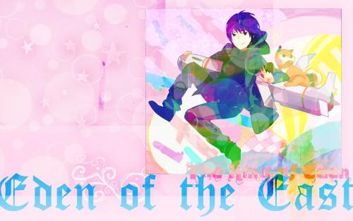 Chika Umino, Production I.G, Eden of the East, Angelika, Akira Takizawa Wallpaper