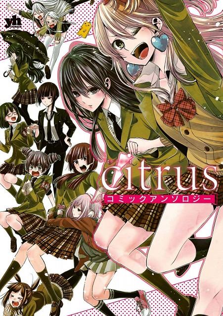 Saburouta, Citrus (Series), Himeko Momokino, Harumi Taniguchi, Nina Tachibana