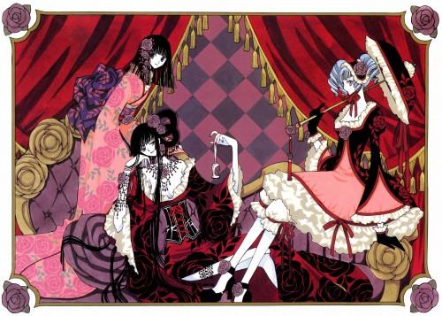 CLAMP, xxxHOLiC, Zashiki Warashi (xxxHOLiC), Amewarashi, Yuuko Ichihara