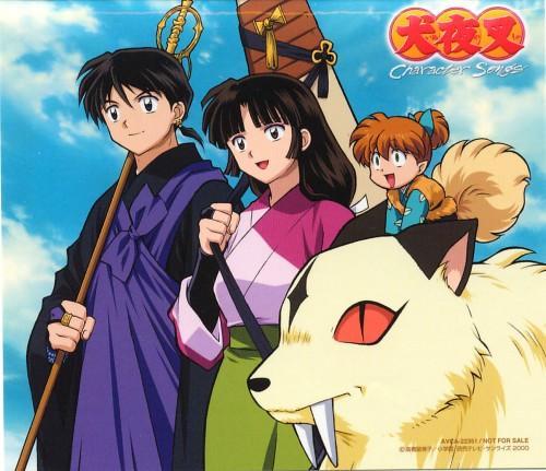 Rumiko Takahashi, Inuyasha, Kirara , Shippou, Sango