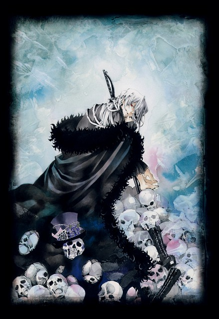 Jun Mochizuki, Xebec, Pandora Hearts, Pandora Hearts ~odds and ends~, Xerxes Break