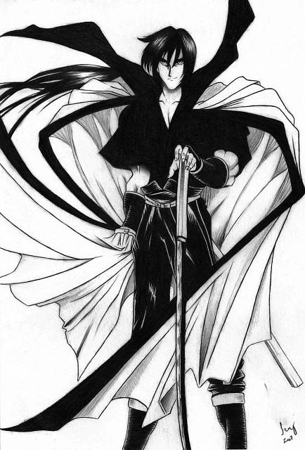 Nobuhiro Watsuki, Studio Deen, Studio Gallop, Rurouni Kenshin, Seijuurou Hiko