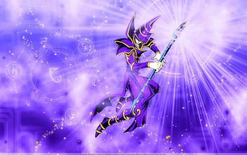 Kazuki Takahashi, Yu-Gi-Oh Duel Monsters, Dark Magician Wallpaper