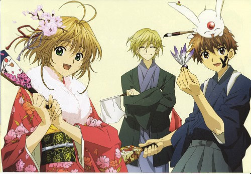 CLAMP, Bee Train, Tsubasa Reservoir Chronicle, Mokona, Syaoran Li