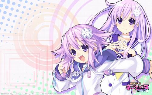 Tsunako, Idea Factory, Choujigen Game Neptune, Nepgear, Neptune