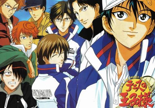 Takeshi Konomi, J.C. Staff, Prince of Tennis, Shusuke Fuji, Genichiro Sanada