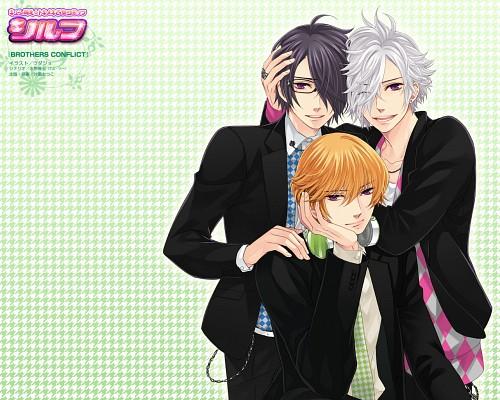 Udajo, Idea Factory, Brothers Conflict, Azusa Asahina, Natsume Asahina