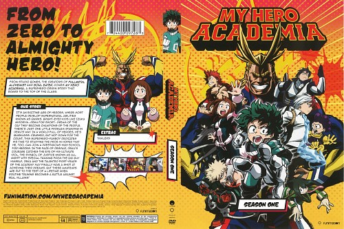 Kouhei Horikoshi, BONES, Boku no Hero Academia, Katsuki Bakugou, Minoru Mineta