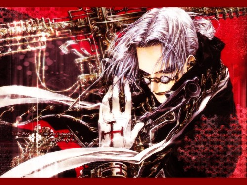 Gonzo, Trinity Blood, Abel Nightroad Wallpaper