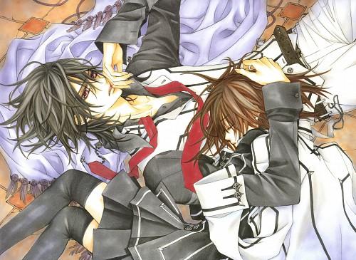 Matsuri Hino, Studio Deen, Vampire Knight, Hino Matsuri Illustrations: Vampire Knight, Yuuki Cross