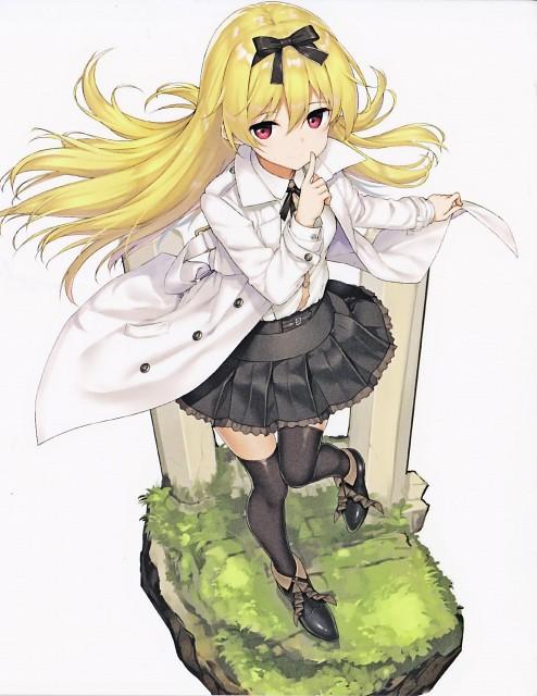 White Fox, Arifureta Shokugyou de Sekai Saikyou, Yue (Arifureta)