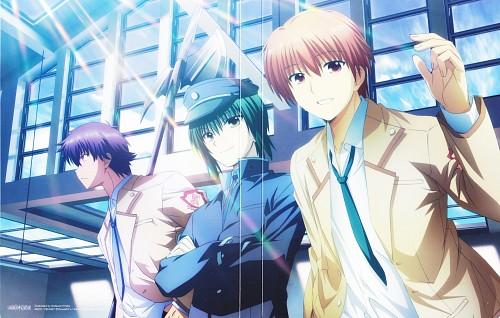 Hirata Katsuzou, Key (Studio), P.A. Works, Angel Beats!, Yuzuru Otonashi