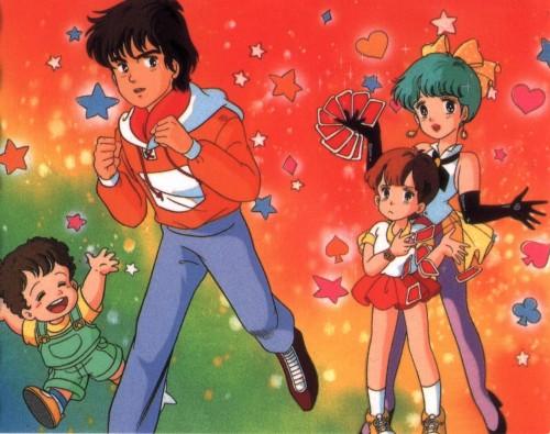 Magical Star Magical Emi, Topo, Mai Kazuki, Shou Yuuki, Misaki Kazuki