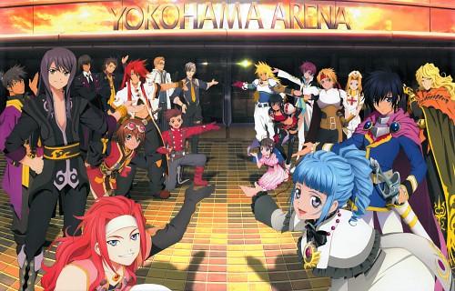Daigo Okumura, Kousuke Fujishima, Mutsumi Inomata, Namco, Tales of Vesperia