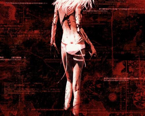 Tsutomu Nihei, Biomega Wallpaper