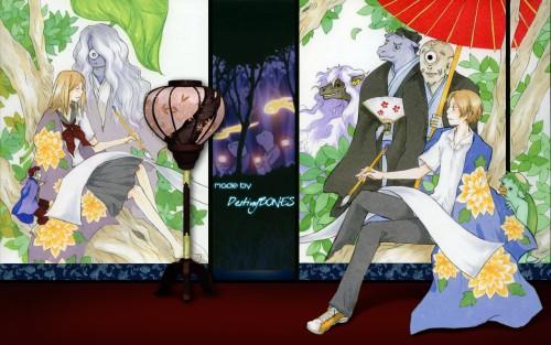 Yuki Midorikawa, Brains Base, Natsume Yuujinchou, Reiko Natsume, Misuzu Wallpaper