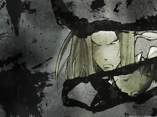 Atsushi Okubo, BONES, Soul Eater, Mifune, Black Star Wallpaper