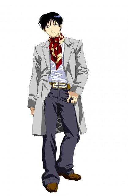 Hiromu Arakawa, BONES, Fullmetal Alchemist, Roy Mustang, Vector Art