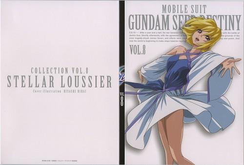 Hisashi Hirai, Sunrise (Studio), Mobile Suit Gundam SEED Destiny, Stellar Loussier