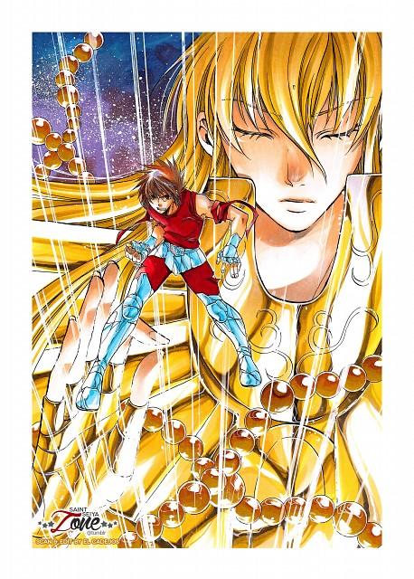 Shiori Teshirogi, TMS Entertainment, Saint Seiya: The Lost Canvas, Pegasus Tenma, Virgo Asmita