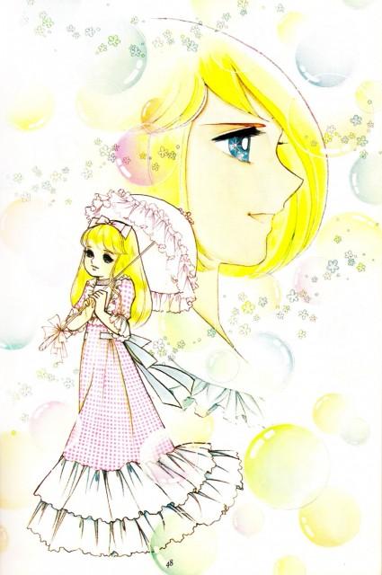 Yumiko Igarashi, Candy Candy, Annie Brighton, Archie Cornwell