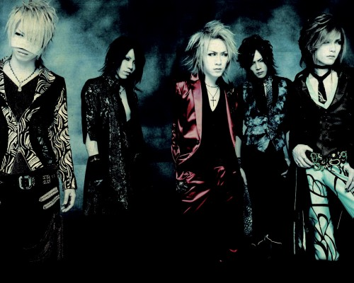 Ruki, Kai, Gazette, Aoi (J-Pop Idol), Reita Wallpaper