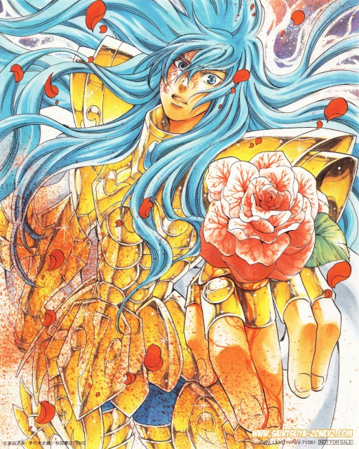 Masami Kurumada, Shiori Teshirogi, Saint Seiya: The Lost Canvas, Pisces Albafica