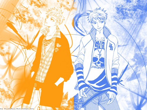 Hatori Bisco, BONES, Ouran High School Host Club, Hikaru Hitachiin, Kaoru Hitachiin Wallpaper
