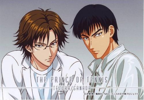 Takeshi Konomi, J.C. Staff, Prince of Tennis, Genichiro Sanada, Kunimitsu Tezuka