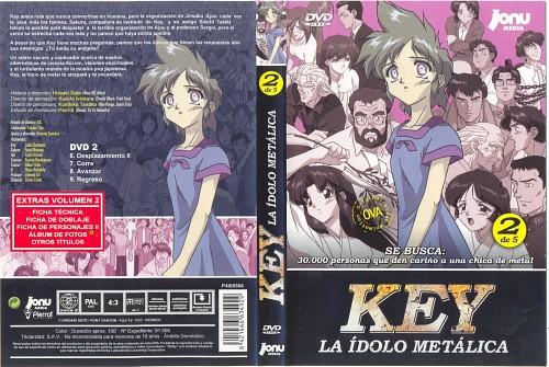 Studio Pierrot, Key the Metal Idol, Sergei, Komori Beniko, Sakura Kuriyagawa