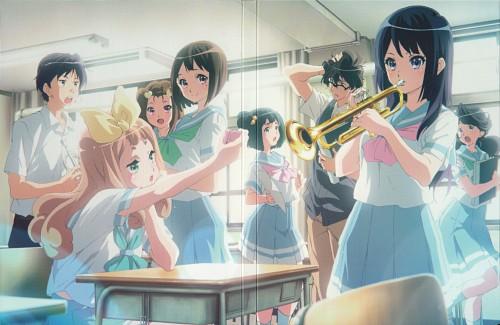 Sakura Ikeda, Kyoto Animation, Pony Canyon, Hibike! Euphonium, Rena Kousaka