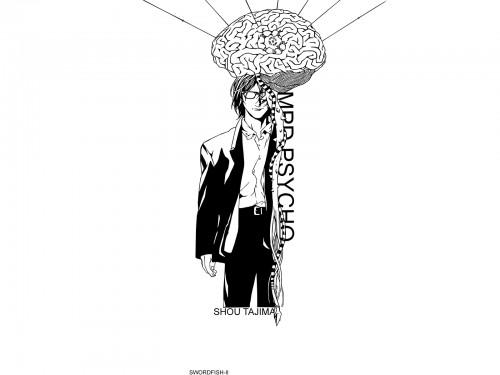 Sho-u Tajima, MPD-Psycho Wallpaper
