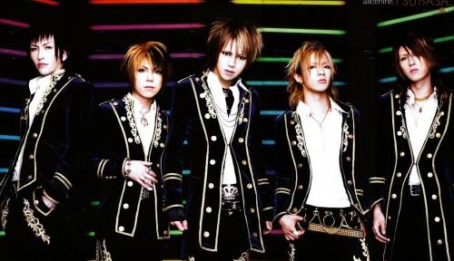 Tora, Saga (J-Pop Idol), Alice Nine, Nao, Hiroto