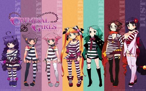 Criminal Girls Wallpaper