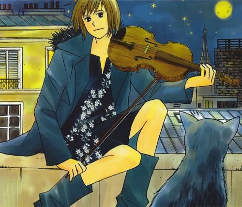 Tomoko Ninomiya, J.C. Staff, Nodame Cantabile, Megumi Noda, Manga Cover