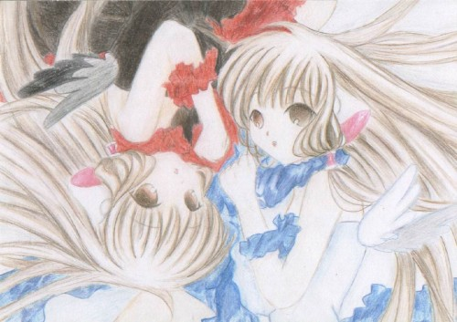 CLAMP, Madhouse, Chobits, Freya, Chii